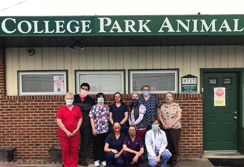 veterinary hospital in College Park